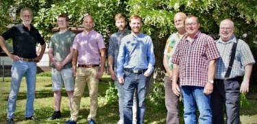 Gruppenfoto Wolbrechtshausen