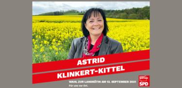 Astrid Klinkert-Kittel