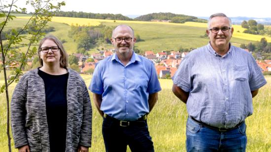 Bishausen Gemeinderatskandidaten